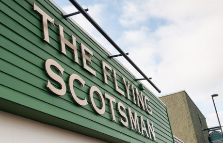 The Flying Scotsman Pub - Guest WiFi 6