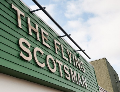 The Flying Scotsman Pub – Guest WiFi