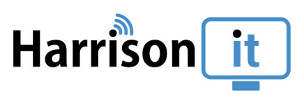 Harrison I.T. Services Mobile Logo