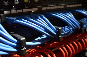 Network Cable Installation 1